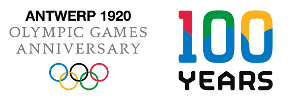 100 jaar olympic games