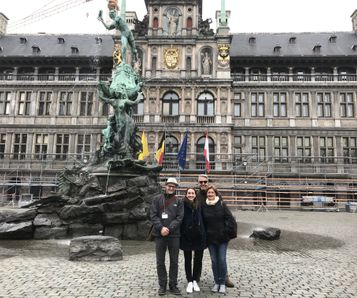stadsgids Antwerpen Antwerp city guide guided tours